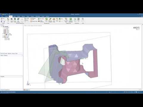 ANSYS SpaceClaim Reverse Engineering | CAE Associates