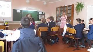"""Урок литературы в 6 классе. Тема урока """"Каков ты, сибирский характер?"""" Часть 1"""