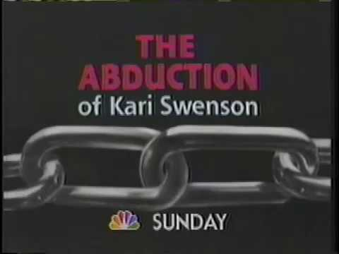 The Abduction Of Kari Swenson Nbc Promo 1987