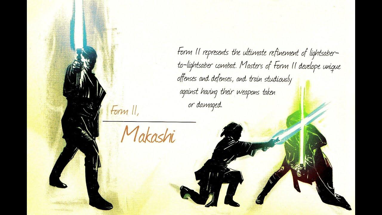 Form II: Makashi - Description & Analysis - YouTube