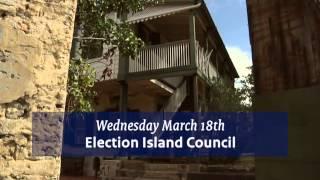 Island Council Elections 2015 - St. Eustatius