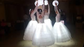 Весілля в весільному залі Дует Олени та Остапа шоу - балет Jazz Band ✅ ПРЕМ'ЄРА ✅ нового танцю ⚠️⚠️⚠