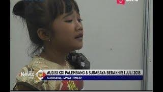 Sosok Imut Bocah 11 Tahun Unjuk Kebolehan di Audisi Ajang KDI Surabaya - LIP 01/07