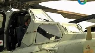 Реванш «Ночного охотника»(Вертолет Ми-28 впервые поднялся в воздух еще в 1982 году, но тогда его затмил прямой конкурент -- «Черная акула»..., 2012-06-26T12:20:26.000Z)