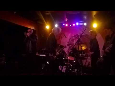 jay o'rourke and friends with frank raven harp solo shakin all over  @ liars club chicago 3-23-17