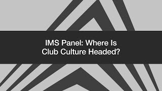 EX.466 Where Is Club Culture Headed? | Resident Advisor