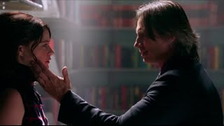 OUAT 2x04 || Rumbelle Library scene (rus sub)