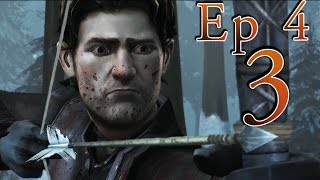 Game of Thrones Ep 4 - Sons of Winter - Part 3 (Choice Path 2) Shoot, No Troops + Duncan, Kill, Poke