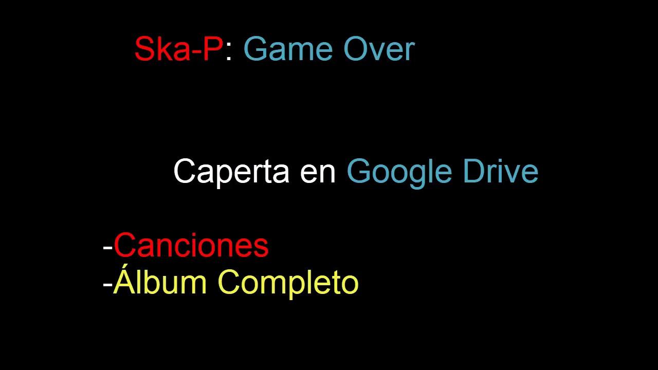 ska-p discografia canciones