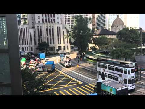 One Minute in Hong Kong - Central & Admiralty