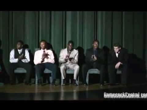 2009 South Carolina Mr Football Marcus Lattimore - YouTube