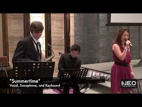 Wedding Jazz Band Live Music Hong Kong - Neo Music Production