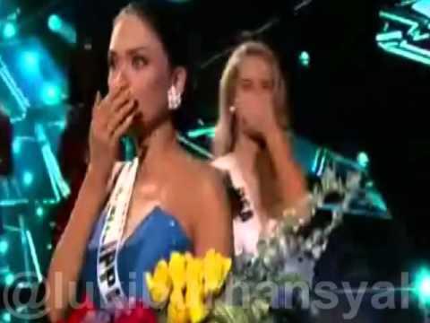 Insiden Kesalahan Penganugerahan Mahkota Miss Universe 2015, 20-12-15