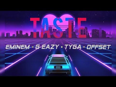 Taste Remix - Eminem, Offset, Tyga, G-Eazy [Nitin Randhawa Remix]