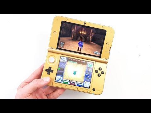 Let's Refurb! - Nintendo 3DS XL Joystick Cover!