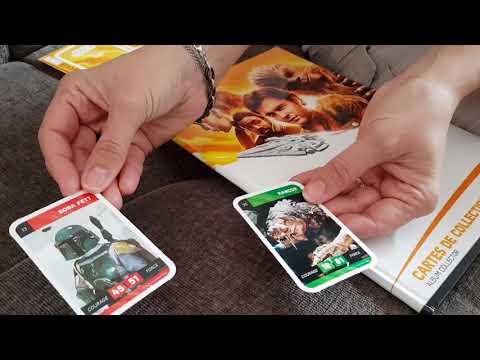 Ouverture Carte Star Wars Leclerc Youtube
