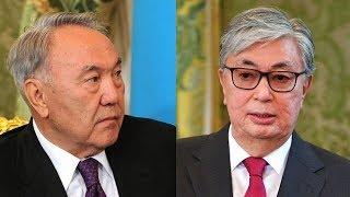 Назарбаев уходит в тень