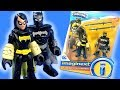 Imaginext Black Bat and Ninja Batman New 2018 Toy Figure Pack Opening and Review