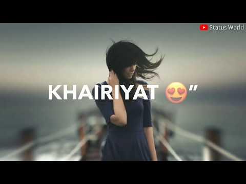 khairiyat-pucho-whatsapp-status-song/arijit-singh/sad-ringtone