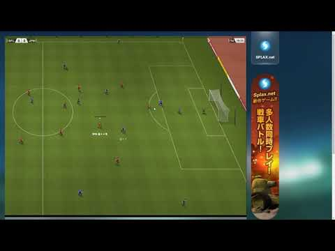 シャッフルチームvsサッカー日本代表 ~プレイングサッカーの裏ワザ【SPLAX】