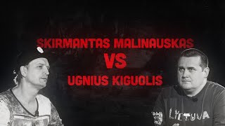 """Mortal Kombat"": Skirmantas Malinauskas vs Ugnius Kiguolis"