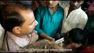 Azaan International School 4 Years Girl Rape Case