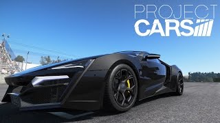 Project CARS - W MOTORS LYKAN HYPERSPORT Gameplay (Fast & Furious 7 Car)