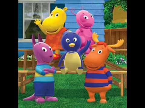 The Backyardigans - Theme song