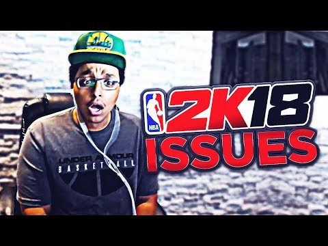 NBA 2K18 PATCH INCOMING...