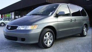 видео Автомобили Honda Odyssey: продажа и цены