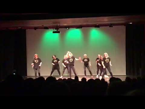 Coreo grupo Senior. Remix Dolce Vita