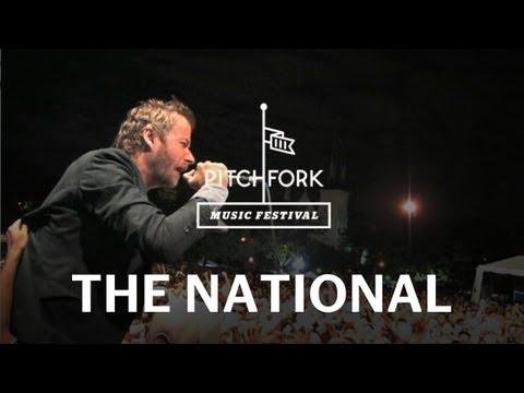 The National - Mr. November - Pitchfork Music Festival 2009