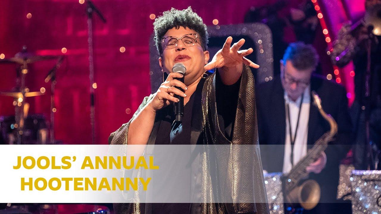 Brittany Howard with Jools Holland's Rhythm & Blues Orchestra - Higher and Higher