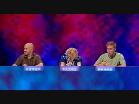 Mock the Week on the Large Hadron Collider