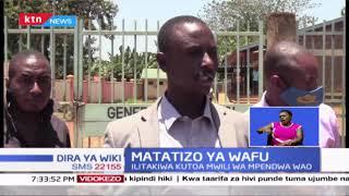 Matatizo ya Wafu: Familia yahangaika Embu kupata mwili wa mpendwa wao baada wahudumu wa afya kugoma