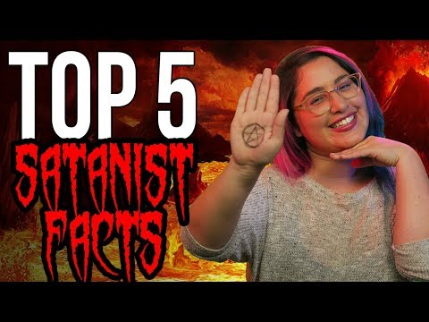 What is Satanism? - Top 5 Facts about Satanists // Dark 5 | Snarled