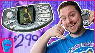 N-Gage: Cell Phone Gaming's Fiŗst Big Flop | Past Mortem [SSFF]