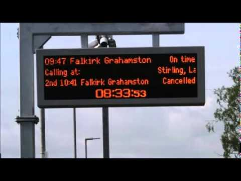 Major disruption to ScotRail trains