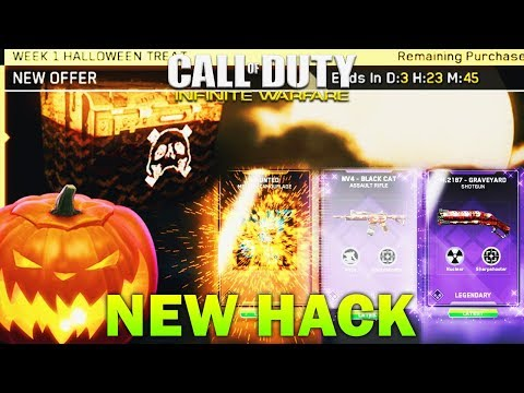 New Halloween Scream Hack - Willard Wyler's Halloween Scream Event Infinite Warfare