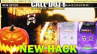 New Halloween Scream Hack - Willard Wyler's Halloween Scream Event Infinite Warfare