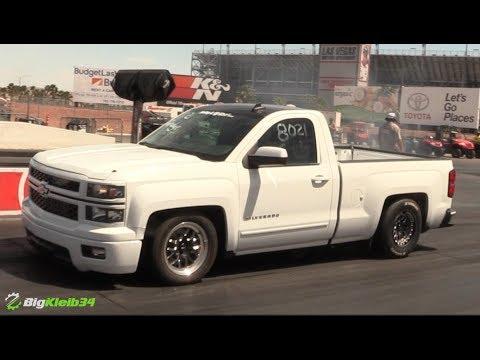 FAST Pickup Trucks Take Over Las Vegas!