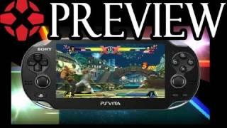 Ultimate Marvel vs. Capcom 3: Vita Preview