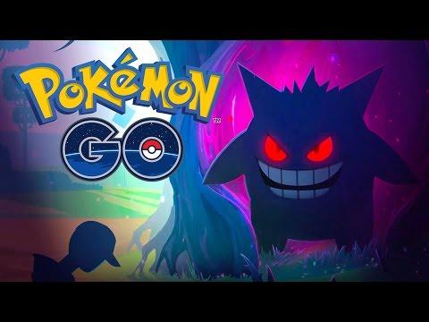 Pokémon GO - Halloween Is Approaching Trailer - YouTube