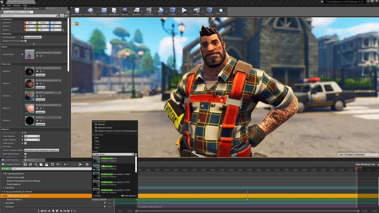 Unreal Engine 4 22 Released! - Unreal Engine Forums