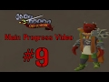 Main Progress Video | #9 | Bank Made at Cerberus + 95 Slayer | Oldschool Runescape - 2007