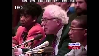 Bernie Sanders  - Through The Years