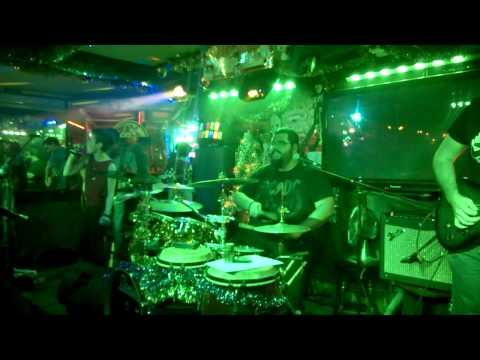 Smells Like Teen Spirit - Live band at Sax Bar 08-01-2015