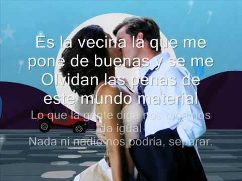 letra cancion el liston de tu pelo:
