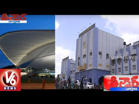 Secunderabad Railway Station Gets Rs 282 Crore For Redevelopment | Teenmaar News