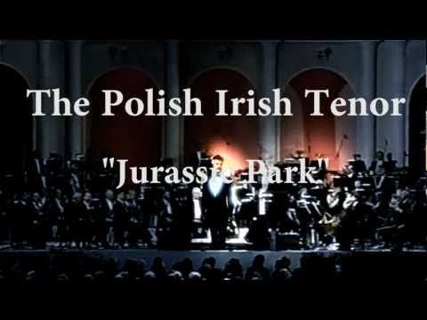 Jurassic Park Theme -- Official Lyrics